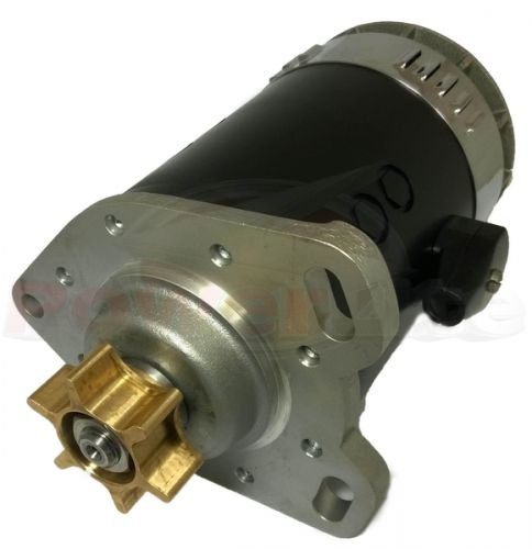 RAC040 Dynalite - Dynamo to Alternator Conversion