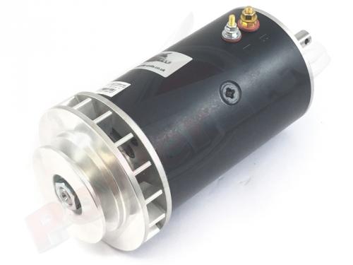 RAC044 Dynalite - Dynamo to Alternator Conversion