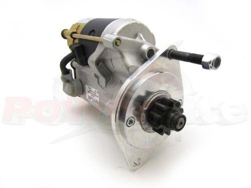 RAC102 High Torque Starter Motor