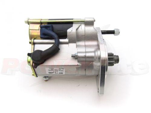 RAC403 High Torque Starter Motor