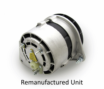 Remanufactured Unit